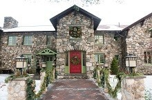 220x220 1489079186806 1489079171744 front of house red door holiday deco