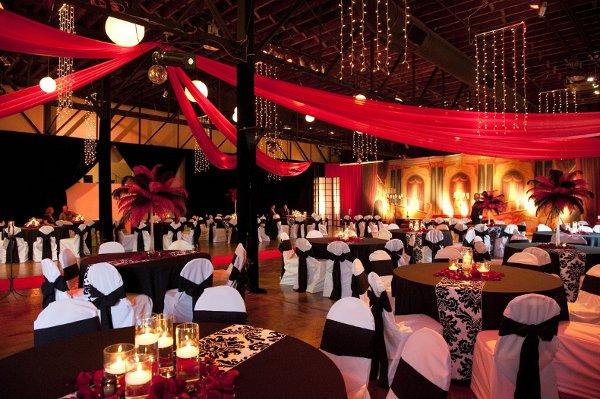 Wedding Reception Halls Charlotte Nc : Extravaganza events and props charlotte nc wedding venue