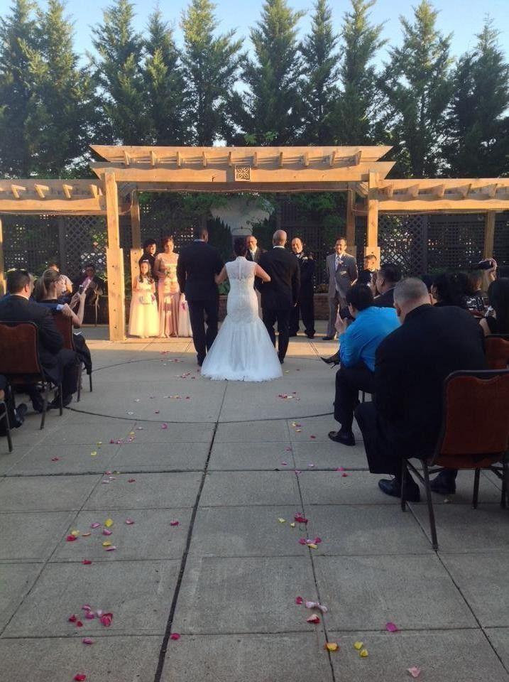 Hilton Garden Inn Rockaway Venue Rockaway Nj Weddingwire
