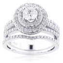 130x130_sq_1384545654046-double-disk-diamond-engagement-ring-set-14k-gold-2