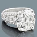 130x130_sq_1386024197521-unique-cushion-cut-diamond-engagement-ring-1323ct-