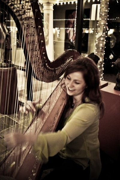 photo 8 of VeeRonna - Harpist