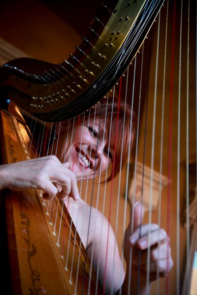 photo 3 of VeeRonna - Harpist