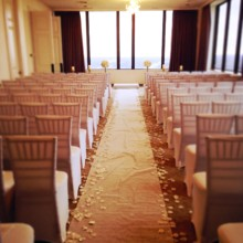 220x220 sq 1434729924449 ceremony aisle