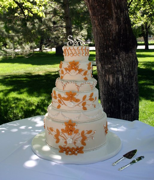 wedding cakes logan utah cake cottage logan ut wedding cake 24934