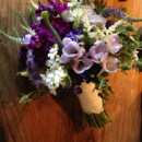 130x130 sq 1404241242221 purples and lavendar bridal bouquet