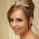 130x130 sq 1230916541125 bridal updo nj