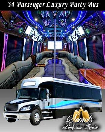 Secrets Limousine Service Wedding Transportation