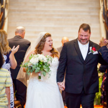220x220 sq 1495477763234 spartanburg marriott wedding photo mj 0030