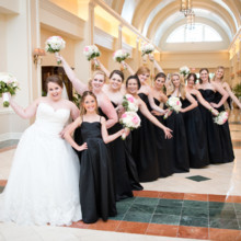 220x220 sq 1495478085597 spartanburg marriott wedding photo sd 0007