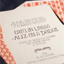 130x130 sq 1326885090125 wrapsodyinvitationsletterpresswedding1