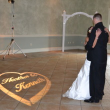 220x220 sq 1370004351761 gobo pic w bride and groom wed brochure 2012