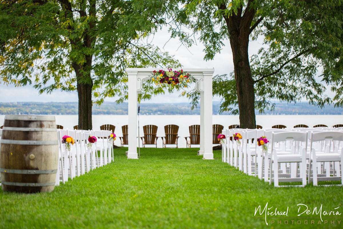 the inn on the lake venue canandaigua ny weddingwire