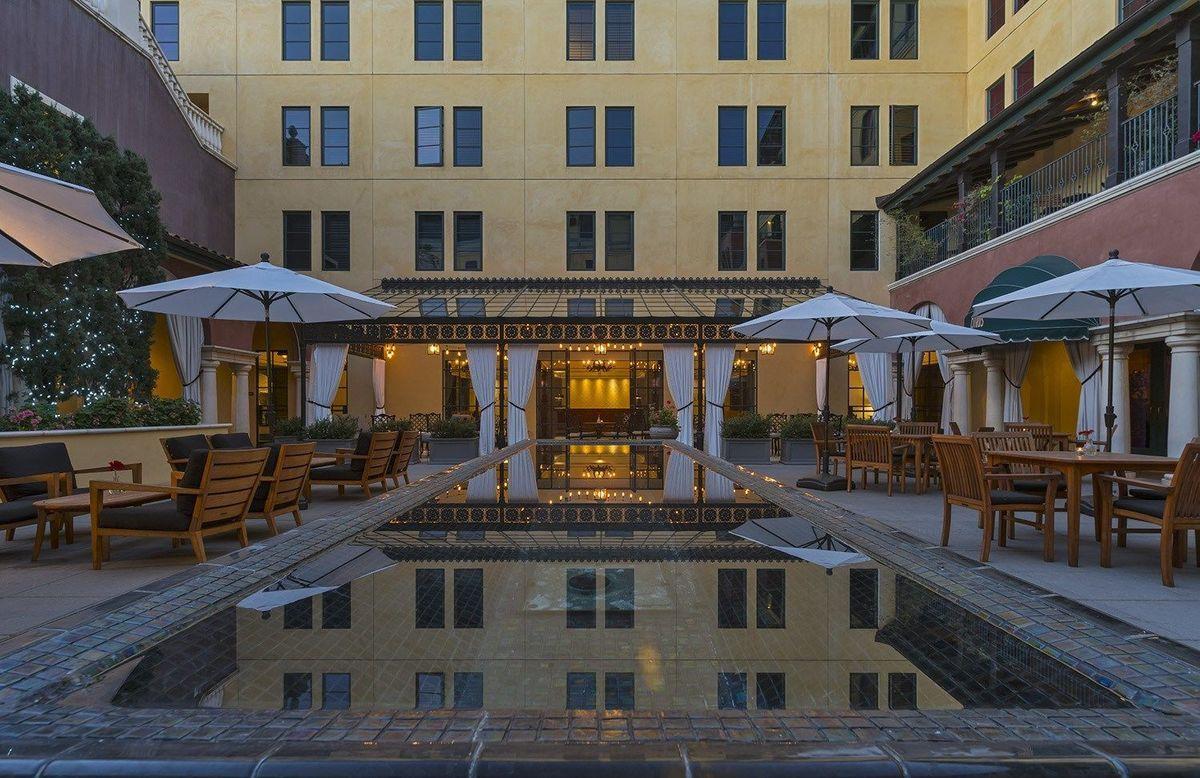 Hotel valencia reviews san jose ca 6 reviews for Wedding dress rental san jose