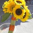 130x130 sq 1241719848592 sunflowerbouquet