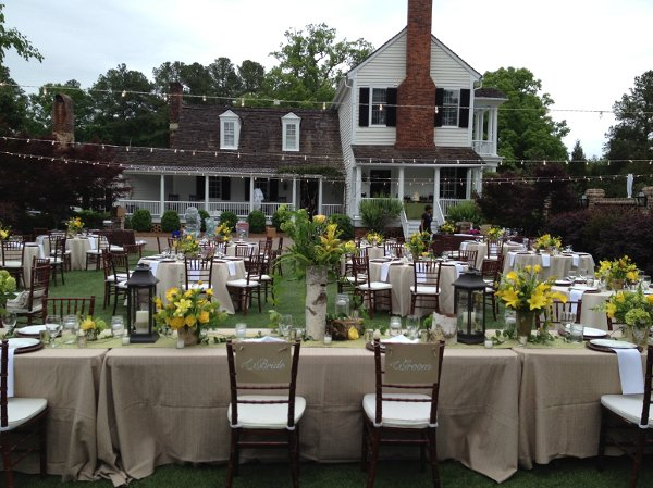 The Sutherland Wake Forest Nc Wedding Venue