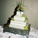 130x130 sq 1230943076484 cakebywineandrosesflowersbywes1
