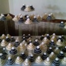 130x130 sq 1415728491654 mini wedding cakes oct 2014 2