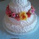 130x130 sq 1416862522037 fluffy wedding cake