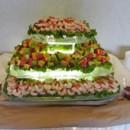 130x130 sq 1416922880118 shrimp and fruit kabob display 4 x 6