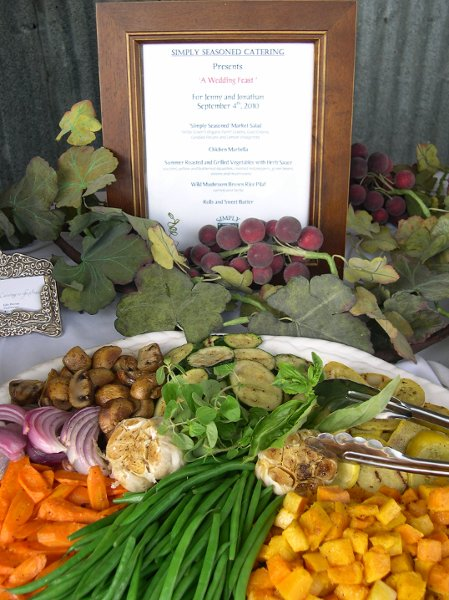 photo 1 of Simply Seasoned Catering