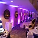 130x130 sq 1444688736737 uplights at maya hotel with pin spot on cake