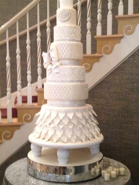 Best Wedding Cakes Newark De