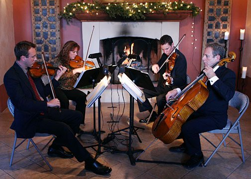 photo 2 of Giovanni String Quartet