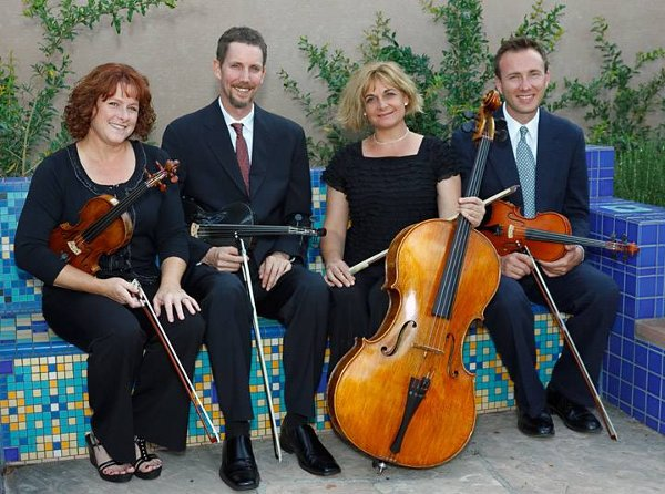 photo 4 of Giovanni String Quartet