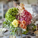 130x130 sq 1414431202263 bright spring floral reception centerpiece 600x900