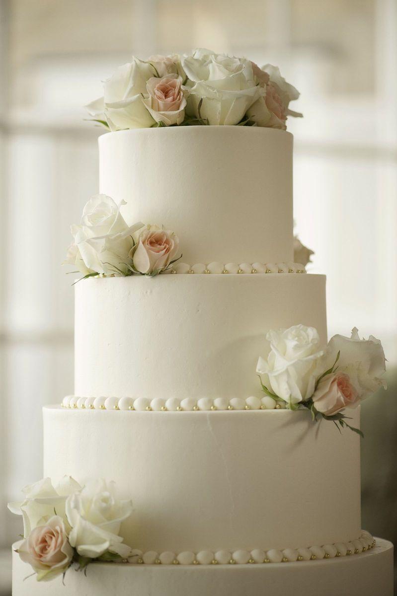 Luna Bakery & Cafe - Wedding Cake - Cleveland Heights, OH - WeddingWire