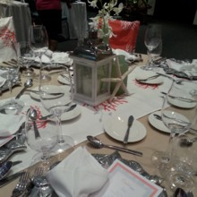 220x220 sq 1467059335574 edr table setting 2