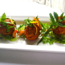 130x130 sq 1368640820259 vermont ayr fritters with garlic scape aioli and herb salad img9288