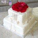 130x130 sq 1266307133205 whitesilverredflowers1