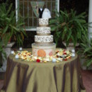 130x130 sq 1371167474222 cake tables and sign in tables