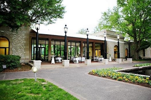 Missouri Botanical Garden St Louis Mo Wedding Venue