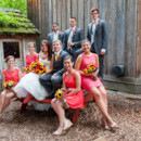 Wedding Party at the White Shed, McMenamins Cornelius Pass Roadhouse