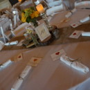 130x130 sq 1460571214341 centerpiece   rustic simple   yellow roses
