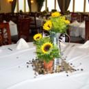 130x130 sq 1460571248772 centerpiece   sunflower 5