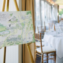 130x130 sq 1456464647913 heather watercolor wedding map at reception