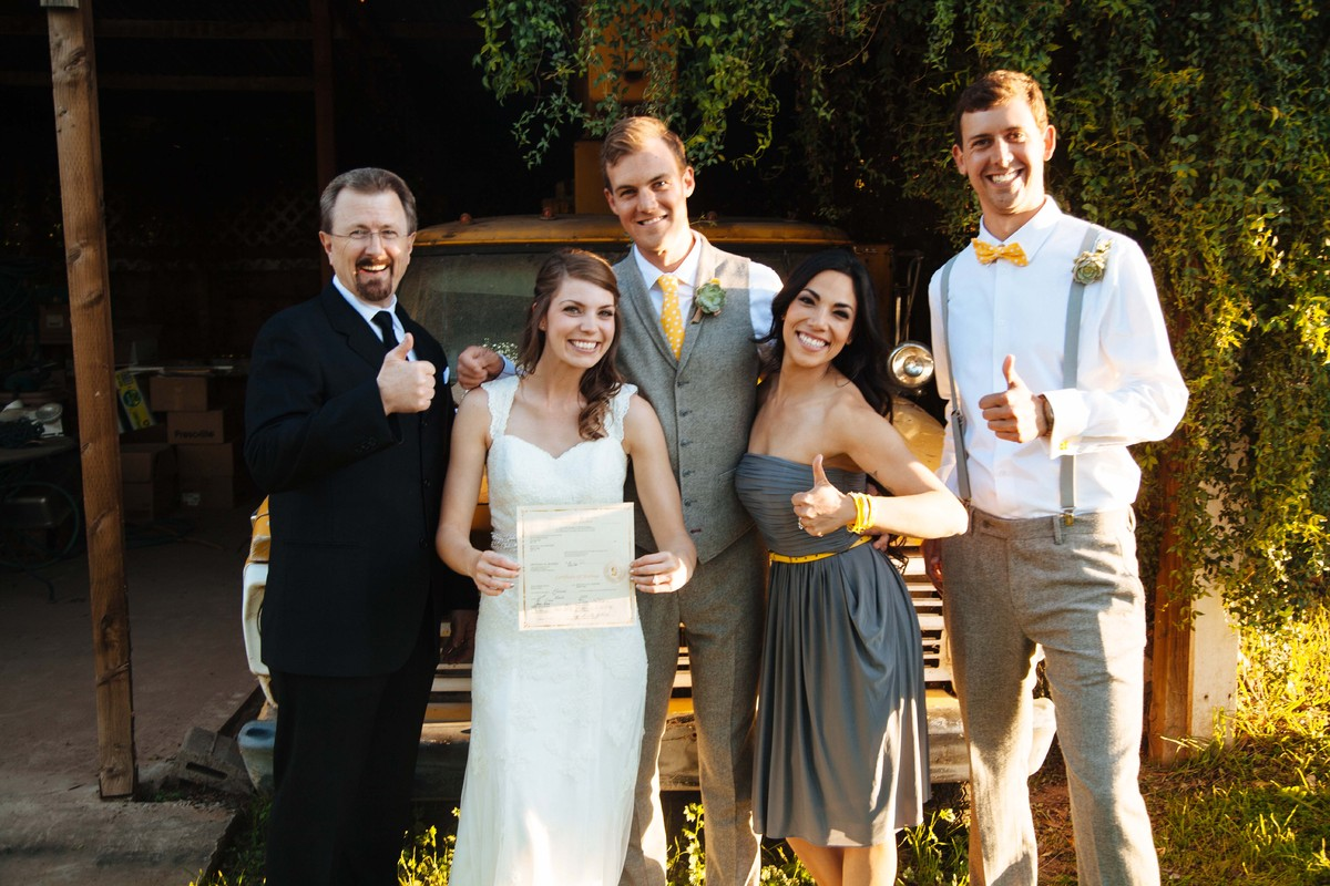 Spotlight Wedding Officiants Near Scottsdale From This Day Forward