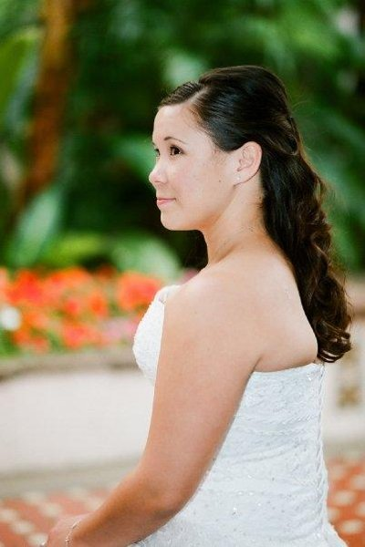 photo 8 of Belle Haven Salon Wedding Hair
