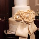 130x130 sq 1329345675438 flowerbowweddingcakelocationmed