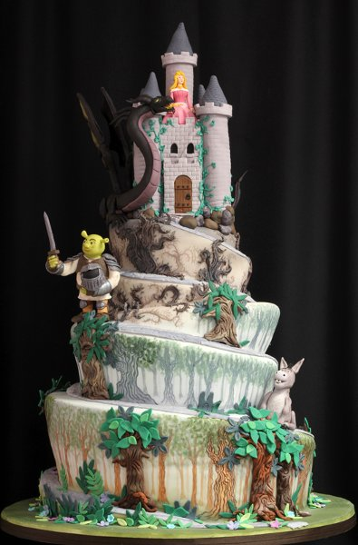 photo 3 of Amanda Oakleaf Cakes