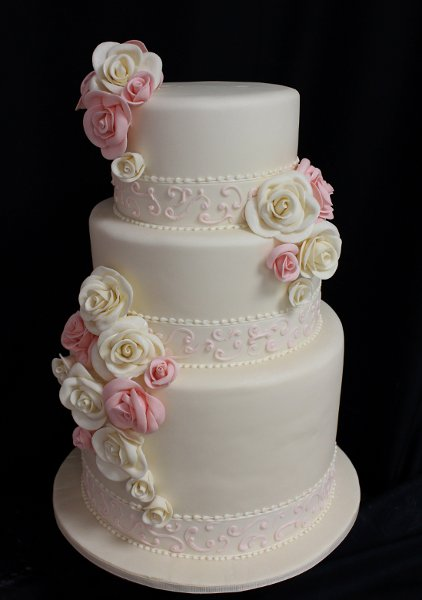 oakleaf cakes boston ma wedding cake