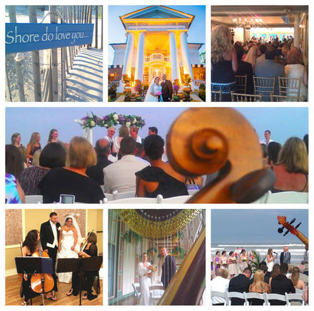 Grace Note String Ensembles ~ Church, Indoor & Outdoor Weddings