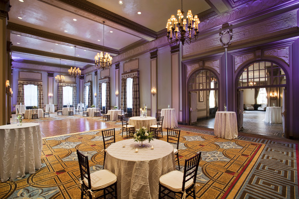 The Westin Poinsett Hotel - Greenville, SC Wedding Venue