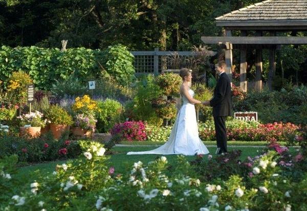 Cantigny park wheaton il wedding venue for Cantigny le jardin