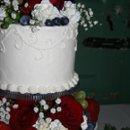 130x130 sq 1250470130199 2tierfruitflowerclose