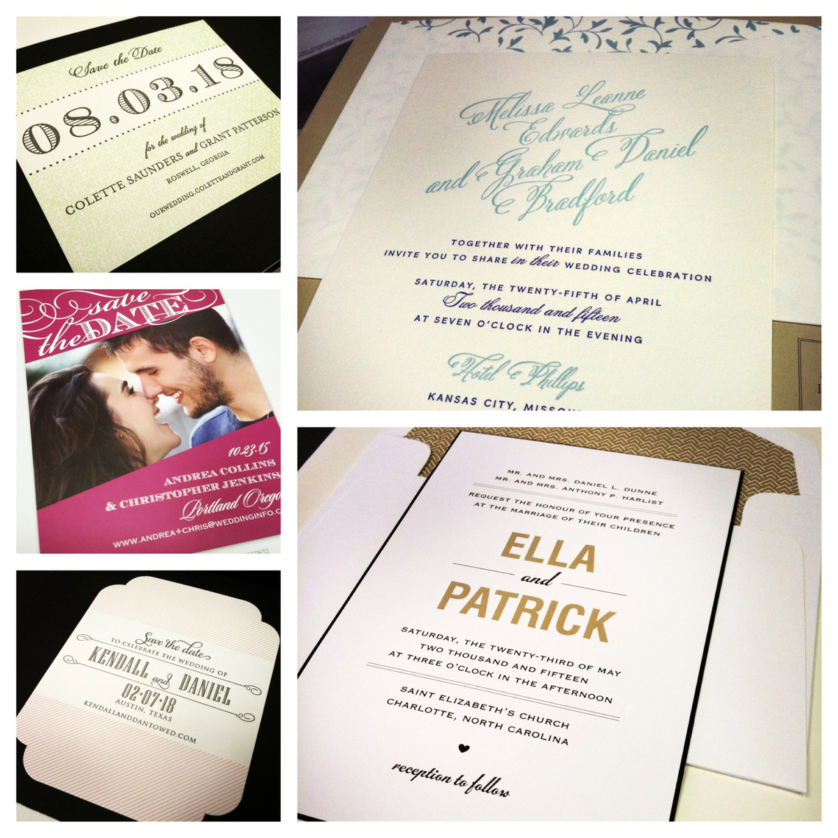 Chicago Wedding Invitations - Reviews for Invitations